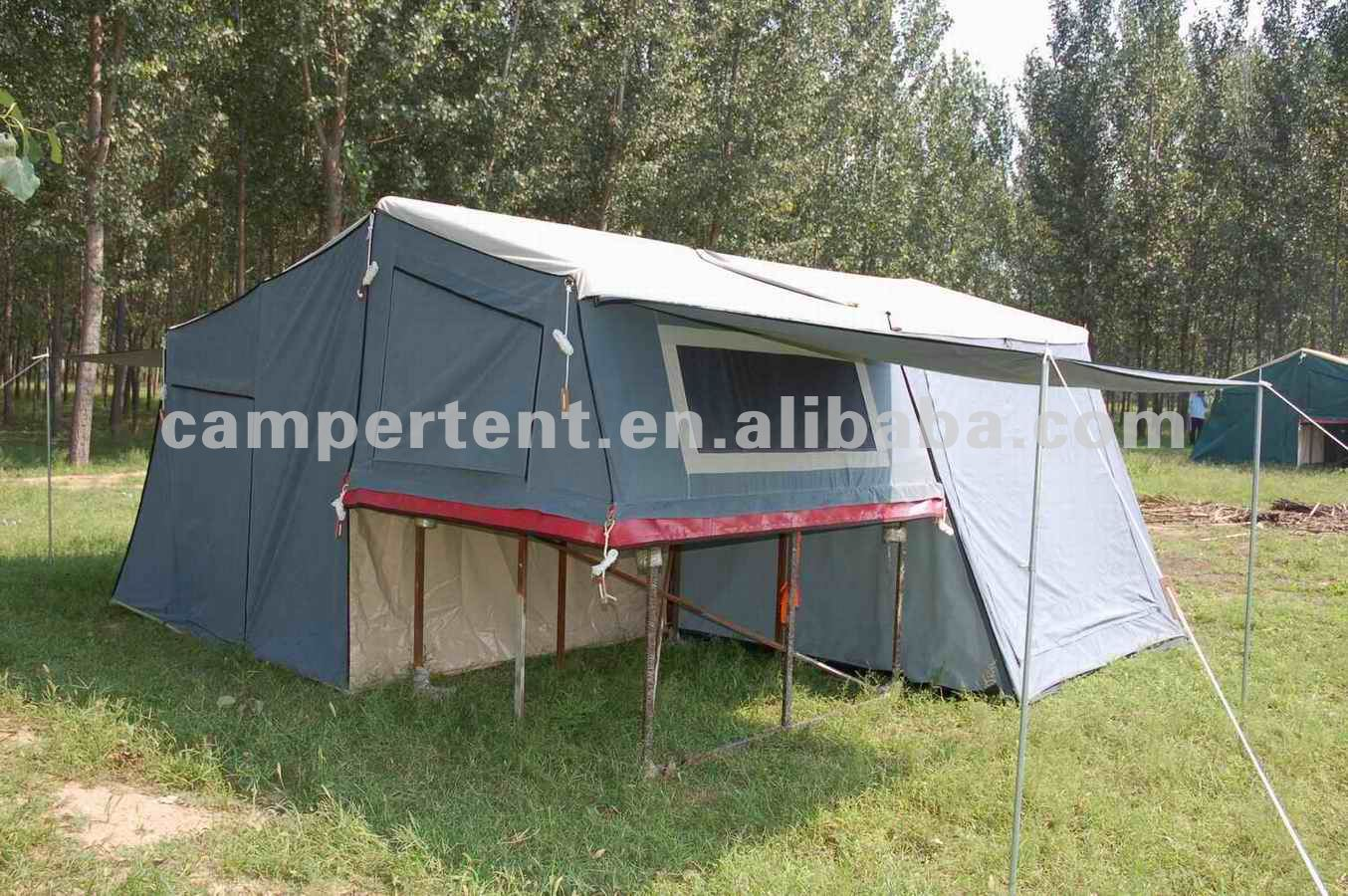 Simple Camper Tents For Trailers Camper Trailer Tent SC01 7ft  China