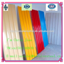 Light Weight & Prime quality Carbon used corrugated roof sheet