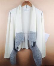 Chinese clothing manufacturers sweater women 2015 guangzhou cardigan crochet patterns white wool sweater