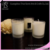 Cheap Custom Home Decoration Eco-Friendly Art Aromatherapy candle wax