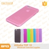 BRG 2015 Shenzhen Mobile Phone Accessories Candy Colorful For iPhone 6 4.7 inch TPU Case