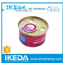 Car perfume Manufacturer bulk car air fresheners with strong scents