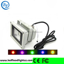 2015 Outdoor Use IP65 Factory Directly Supply 10W RGB LED Flashlight