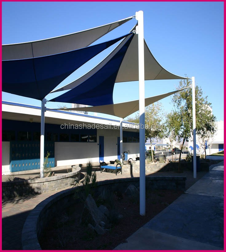 100 New Hdpe Triangle Sun Shade Sail Car Port Sun Sail
