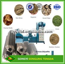 De madera de fabricación de briquetas de aserrín machine|cork virutas de prensado de cacahuete machine