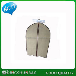 Top quality antique yellow garment bag
