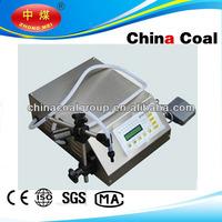 2015hot sel chinacoal GFK-160 small digital control pump liquid filling machine