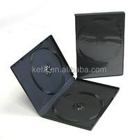 14mm Standard Double Black DVD R Case, DVD Box