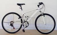"Cheap price 26"" 18SP Suspension Mountain Bike"