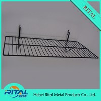 Wire Metal Hanging Display Shelf