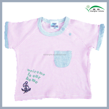 Baby T-shirt 100 Cotton compressed T-shirt
