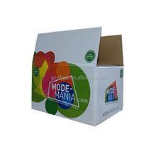 stampati personalizzati scatola imballaggi in cartone ondulato