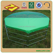 galvanized steel dog run DXW005