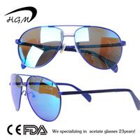 MonoBlock Hinge For Custom Mirror Aviator Sunglasses