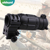 Tactical QD 3X Magnifier Rifle Scope With Swing /Red dot sight lens