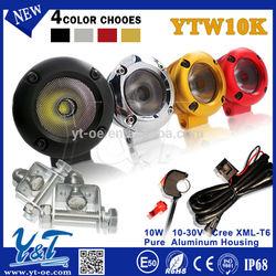 Y&T 10-30V Motorcycle LED Hi/L YTW10K