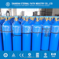 2015 50L 200Bar ISO Standard Industrial Welding Oxygen Gas Bottle with Global Reputation