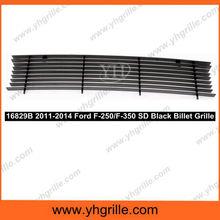 Auto accessories aluminum front bumper grills for Ford F-250/F-350 SD All Model 2011-2014