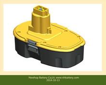 DeWalt 18VDW9096 / DE9096 power tools nickel-cadmium batteries, 1.5A