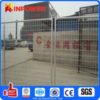 Galvanized Mobile fence and acesories