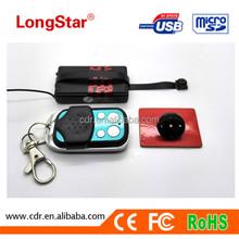 Camera PCBA Digital Security Monitoring Black Box Mini Hidden Cameras Module YM-H004