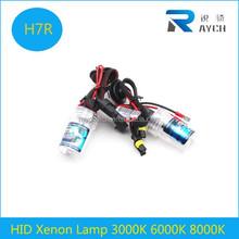 After-sale policy xenon hid kit h7r 100% factory price design auto hid xenon bulb