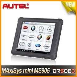 High quality autel Analysis System mini version Maxisys MS905 update online brand new and original