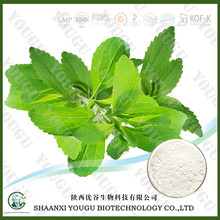 Botanical sugar extracts manufacturer supply high purity stevia pure