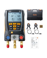 Testo 550 series Digital manifold, testo 550-1, 550-2 refrigeration digital manifold gauge