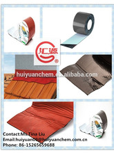COMPETITIVE PIRCES & HIGH QUALITY BITUMINOUS COLORED ALUMINUM SEALING TAPE 15 CM *10M