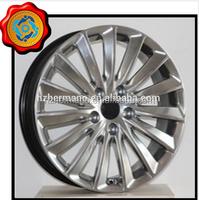 wheel 16 inch 5*112 bolt pattern ET 40/45 with sliver color