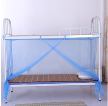 square top landing mosquito nets canopy bed curtains for bunk bed