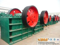 Low cost and easy maintence Jaw Crusher for rock, ore and building material