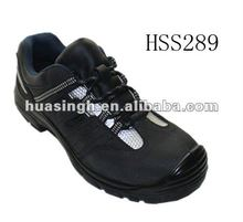 LY.Action Trekking Top Grade Leather Running Shoes Sport Safety Footwear