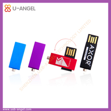 Revolving mini 32gb usb memory stick (U-004E)