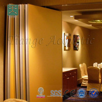 Sliding Barn Wood Door Movable Partition