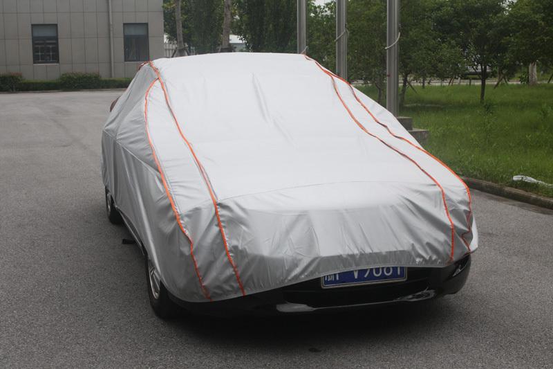 Как спасти машину от града - Лайфхак - АвтоВзгляд