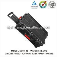 carrying Plastic waterproof case