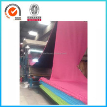 pink polyester and nylon fabric neoprene rubber