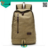 new fashion wholesale designers high quality durable contracted canvas laptop bag backpacks for college girls and boys