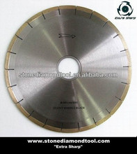 Silent Diamond Saw Blade for Marble