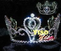beauty big pageant birthday crystal boys crowns