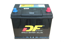 Camel group Apollo 12V lead acid storage battery NS70LMF 72AH