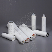 Air cartridge filter of 0.2 micron air filter