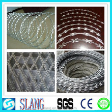 Concertina Razor wire/Razor Barbed Wire /Razor Wire fencing in anping factory
