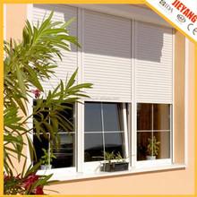 42mm white aluminium window shutter