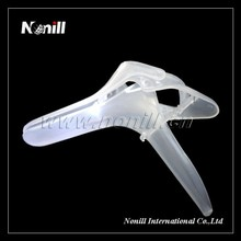 Disposable Medical Sterile Plastic Vaginal Speculum With Light Source New Type with CE, ISO13485