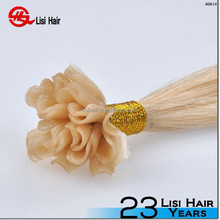 Alibaba Trade Assurance Supplier Factory Wholesale human hair extensions u-tip