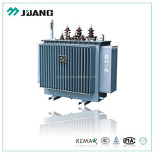 S9 S10 S11 Series 3-phase 33KV Oil-immersed Power Transformer