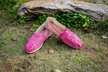 2016 clásico corchet mujeres zapato de lona